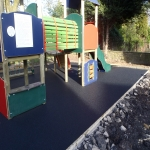Nursery Physical Activity Equipment in Abermorddu 3