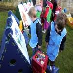 Early Years Framework Activities in Abercastle 1