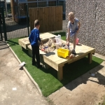 Early Years Framework Activities in Abercastle 11