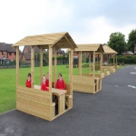 Nursery Physical Activity Equipment in Warwickshire 11
