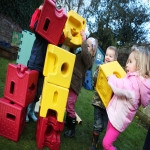 Nursery Physical Activity Equipment in Aingers Green 12