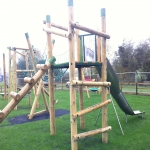 Playground Monkey Bars in Aaron's Hill 9