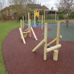 Early Years Play Area Experts in Abhainn Suidhe 6