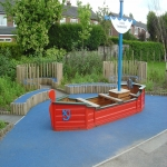 Nursery Physical Activity Equipment in Aingers Green 4