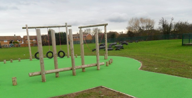 Physical Activity Playgrounds