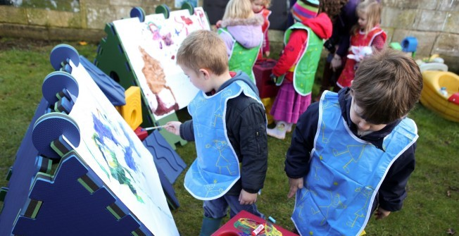 EYFS Expressive Arts in Oxfordshire