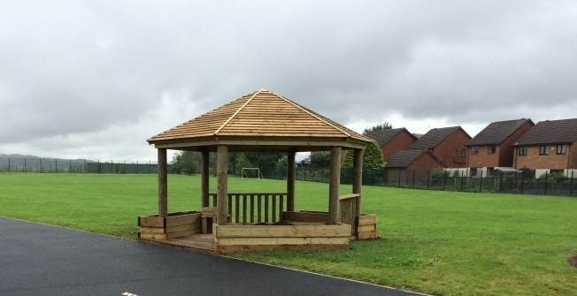 Early Years Playground Designs in Abergavenny/Y Fenni