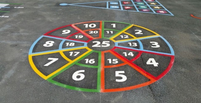 Early Years Number Games in Abridge