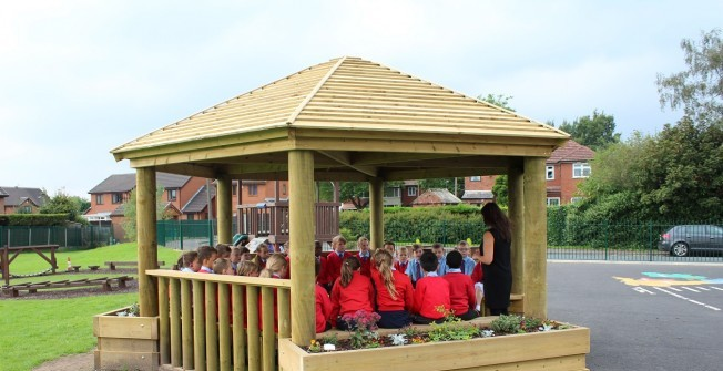 Eco Learning Classrooms in Abergwyngregyn