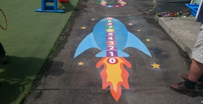 Nursery Maths Equipment in Allerton Mauleverer