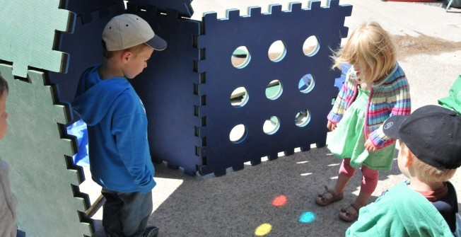 Creativity Playground Equipment