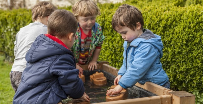 Sensory Playground Ideas in Moray