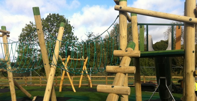 Playground Activity Equipment in Aingers Green