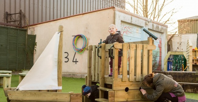 Early Years Play Equipment in Newry and Mourne