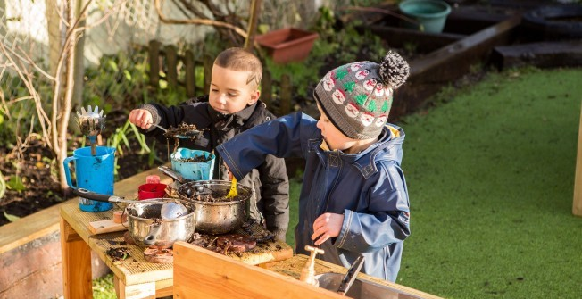 Pretend Play Ideas in Armagh