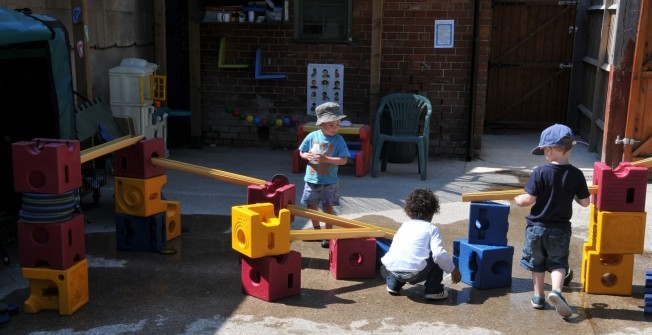 Messy Play Activities in Moray
